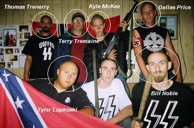 from Terry gay skinhead group arc