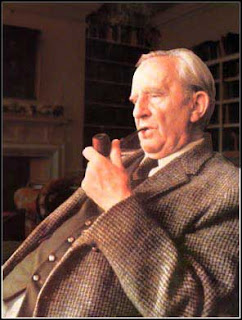JRR Tolkien, The Lord of The Rings