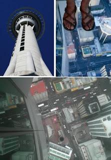 Menara Pencakar Langit Auckland (Selandia Baru)