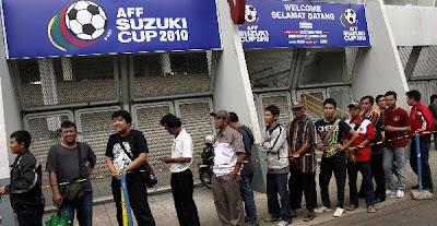Harga Tiket Online Final AFF 2010 di www.ticketsas.com