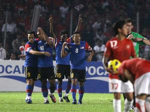 Video Indonesia Vs Malaysia