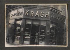 Niels Henrik og Ditten Kraghs første Konditori på Strandboulevarden i København