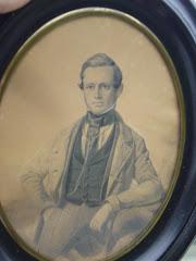Carl August Restorff Schack som ung