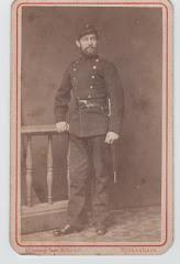 5.007.Bertel Ipsen som soldat 1872.