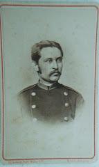 5.007.Bertel Christian Ipsen i uniform ca. 1873