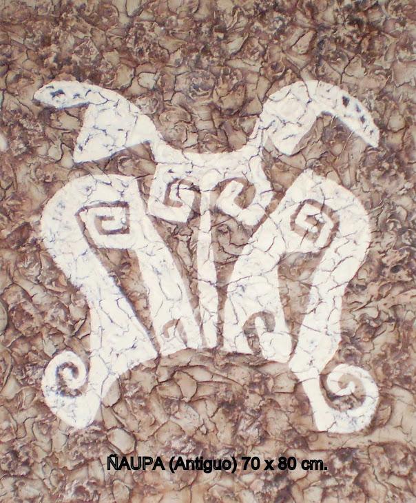 CULTURA SANTAMARIANA - ÑAWPA (Antiguo)