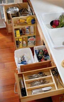 Kitchen Storage Ideas Kitchen Cabinets Kitchens This Old
