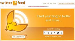 Memanfaatkan TwitterFeed Untuk Meningkatkan Traffik Blog