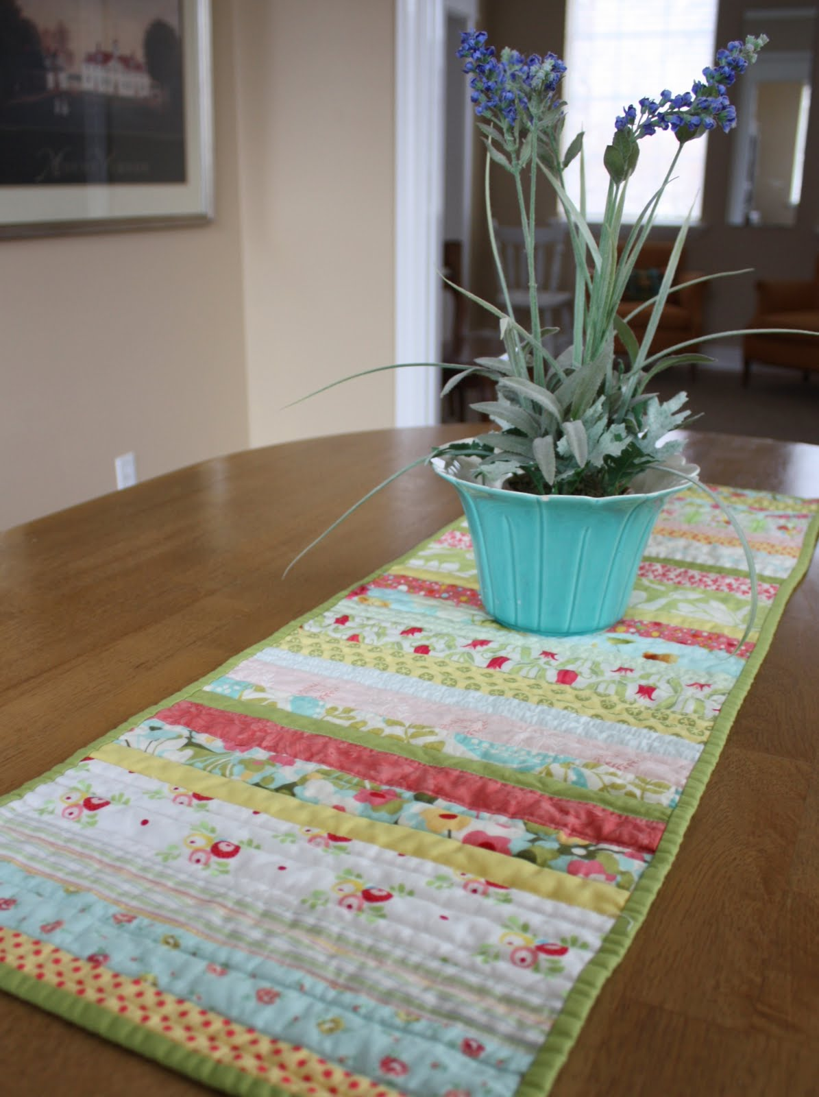 37 Cool Easter Table Runner Ideas