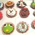 Curso de cupcakes para crianças