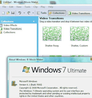 windows movie maker in windows 7