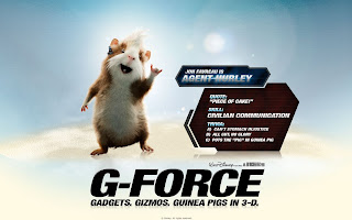 free g-force wallpaper 3