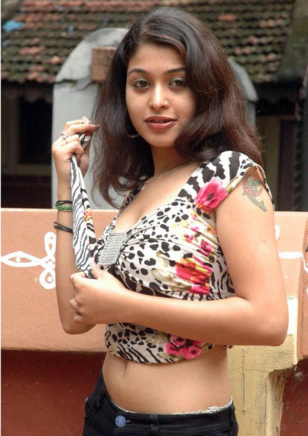 Actress Naga Sri Hot Stills