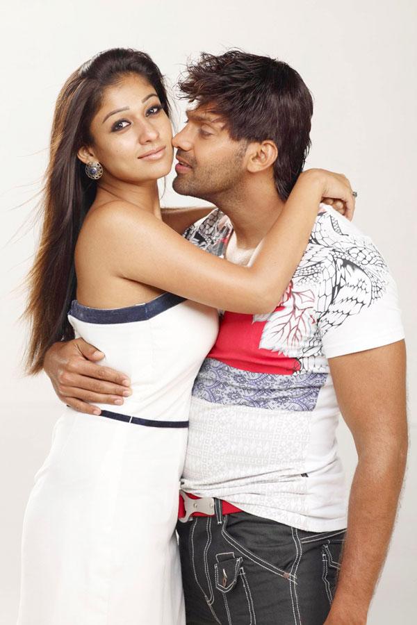Nene Ambani Movie Stills Aarya Nayanthara Hot Indian