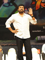 Mega Star Chiranjeevi @ Orange Audio Release Function-cover-photo