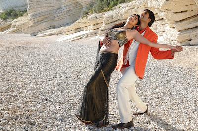 Photos Wanted Hot Romantic Stills Deeksha Seth Gopichand cinema gallery