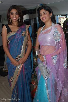 Photos Poonam Richa Hot Stills  Kalamandhir Nagavalli Collections Launch event pictures