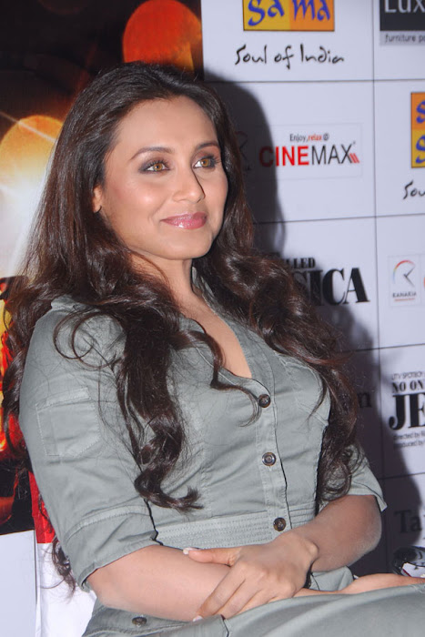 rani mukerjee new hyderabad for no one killed jessica photo gallery