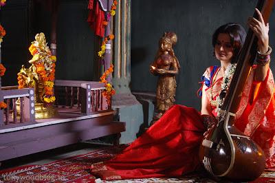 Photos Monica Bedi Hot Stills from Devadasini Telugu Movie navel show