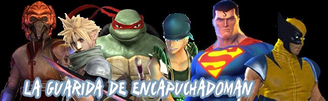 La guarida de Encapuchadoman Portada+3
