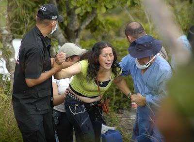 la guerra de colombia: