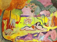 """Matisse's """"Le Bonheur De Vivre"""""""
