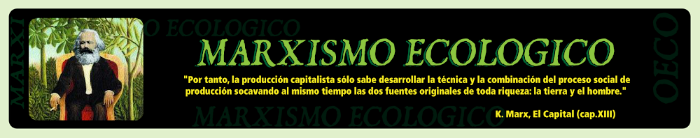 Marxismo Ecológico