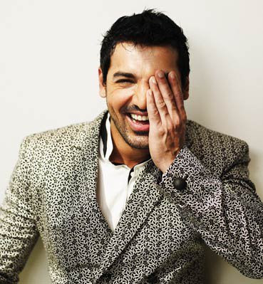John Abraham's New Photoshoot