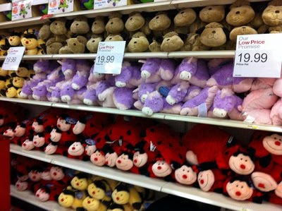 pillow pets target. Good Lord, That\u0027s A Lot Of Pillow Pets. As I Was Readying My Phone To Take Picture, Family Walked By. Both Kids Immediately Went Over The Shelves And Pets Target