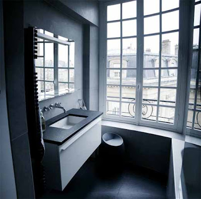 Minimalist Interior Apartment Design by Ecole