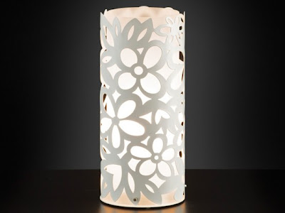 Lamps with Modern Floral Pattern Mayela by Citylux