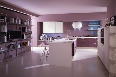 Exotic Kitchen Design