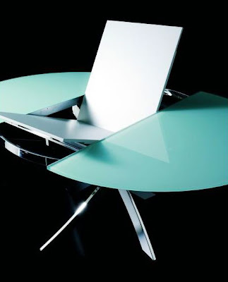 Modern Dining Table Design  from Bontempi