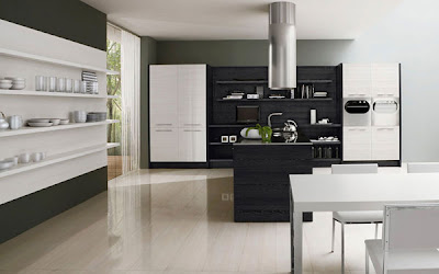 Minimalist Kitchen Design by Futura Cucine