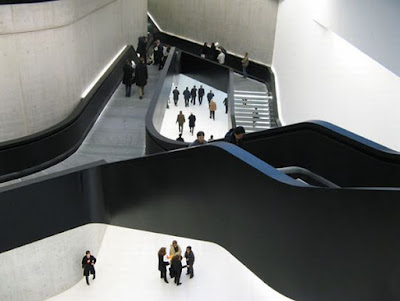 Museum Design, XXI Museum, Rome Museum, Zaha Hadid Architects, Architectural Design