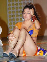 Richa Sharma Shows All