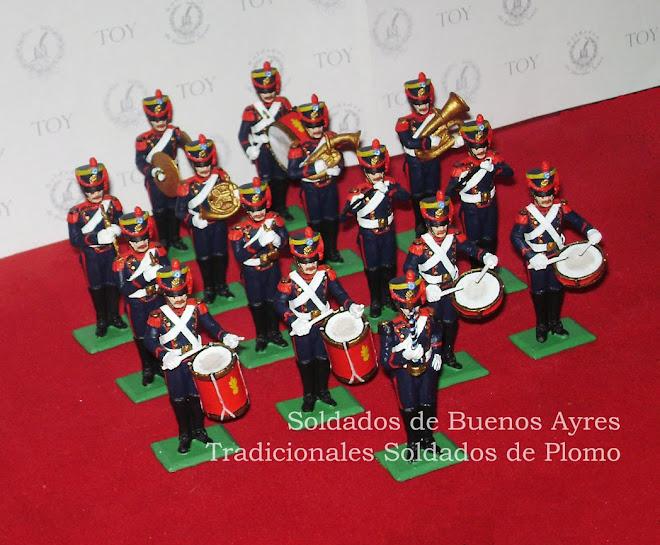 Banda Reg. de Granaderos