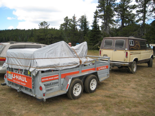 Logistics not to be underestimated - Carl's Van, My Uhaul