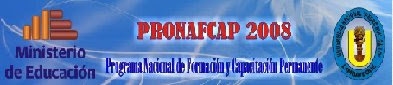 PRONAFCAP 2008