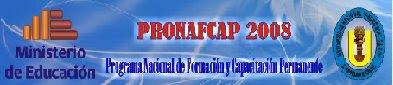 PRONAFCAP 2008