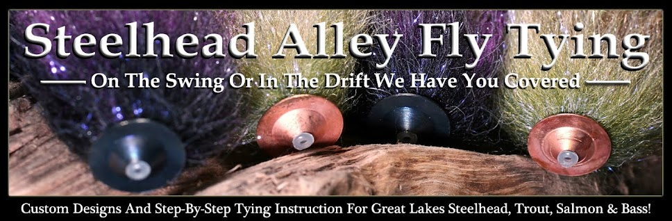Steelhead Alley Fly Tying