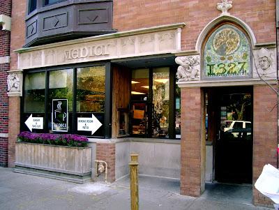 Medici Cafe Hyde Park Chicago