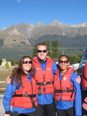 Kim, John and Aminah