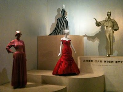 Fashions at the Brooklyn Museum of Art