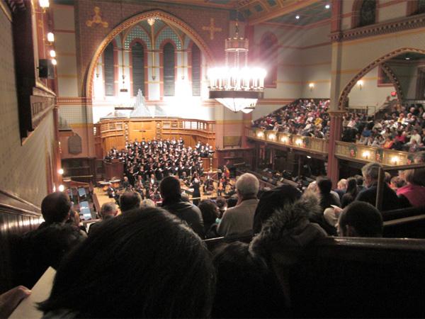 Yale Camerata