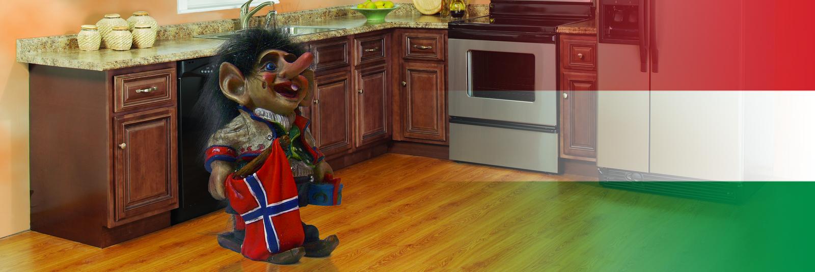 Troll a konyhámban