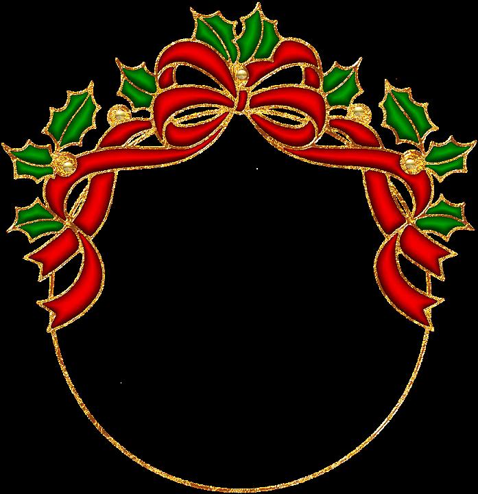 Fondos de coronas imagui for Dibujos decorativos de navidad