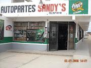 AUTOPARTES SANDY'S