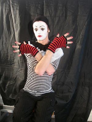 Pierrot Clown Doll. to create Pierrot Clowns