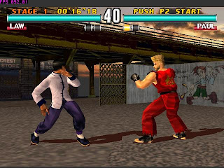 Free Game Tekken 3 For PC